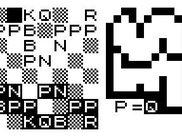 ZX81 1K - sicilian opening dragon variation