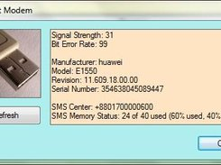 How to C send AT command to GSM modem and get response