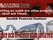 Snabb Torrent Surfare 1