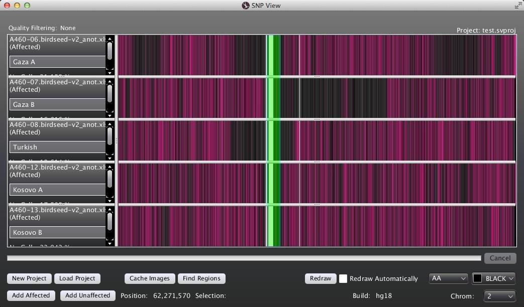 Snp Viewer download   SourceForge net
