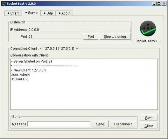C# Socket File Transfer Example Software