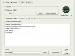 SocketTest - Test My Socket download | SourceForge net