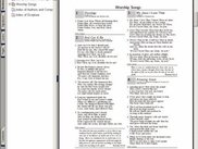 Generate lyric-only copies from the same master document