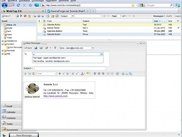 4. WebTop Groupware - Windows Gray Theme