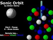 View of Sonic Orbit showing guide(v0.3.3)