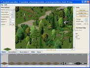 Sonnheim map editor (Scaled to 640x480).