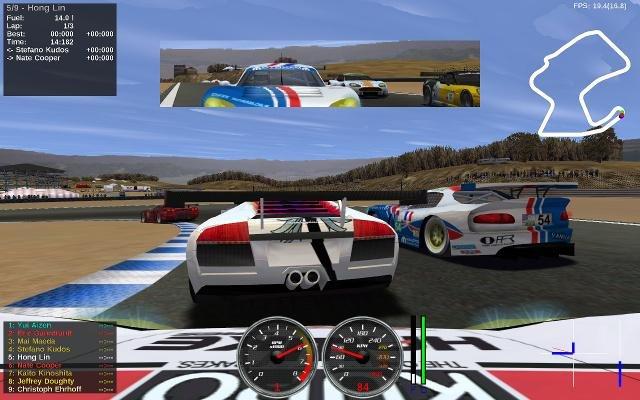 Speed Dreams : an Open Motorsport Sim download   SourceForge net
