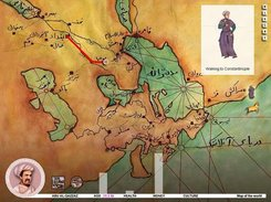 Walking from Baghdad to Constantinople