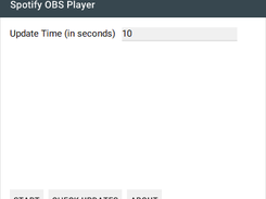 Spotify OBS Player download | SourceForge net