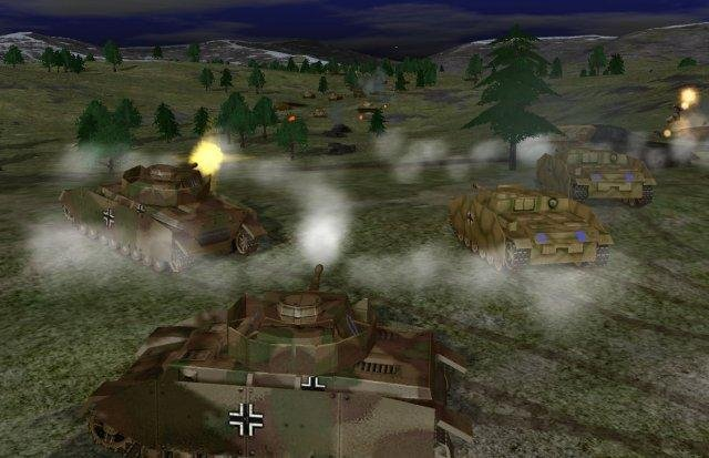 Spring RTS Engine screenshot