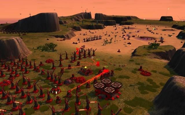 Full Spring RTS Engine screenshot