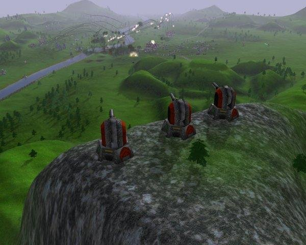 free rts game engine