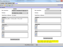 SQLeo Visual Query Builder download | SourceForge net