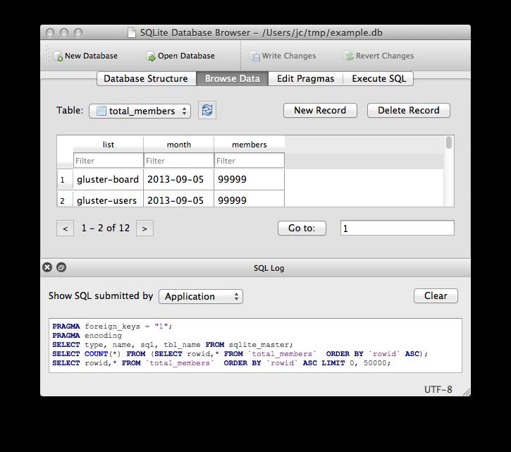 DB Browser for SQLite download | SourceForge net