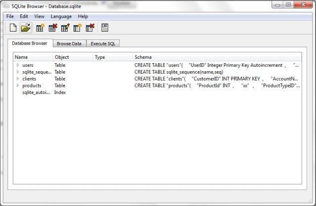 SQLite Database Browser New download | SourceForge net