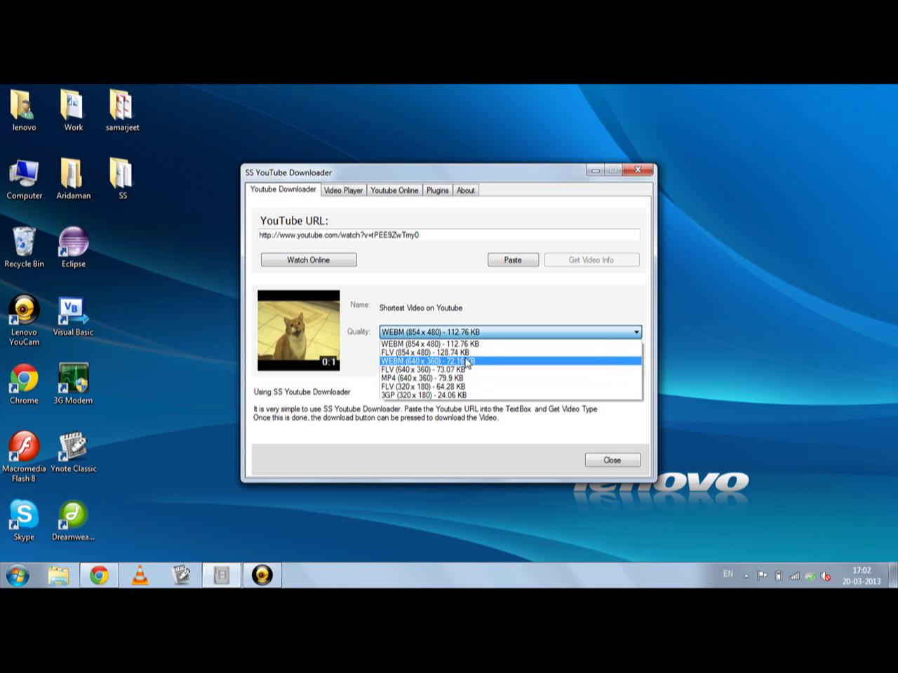 SS Youtube Downloader download | SourceForge.net