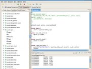 A screenshot of the IDE Perspective.