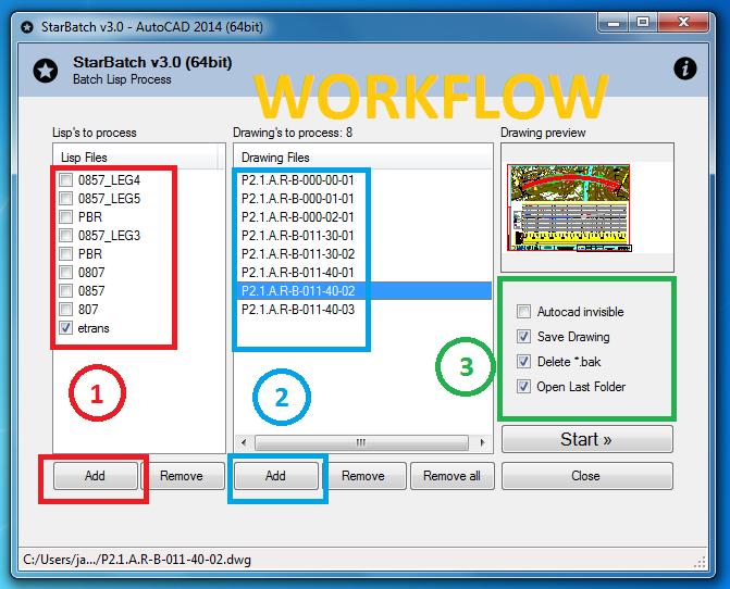 StarBatch download | SourceForge net