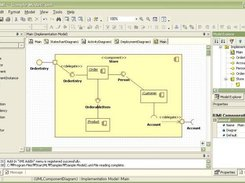 Staruml download sourceforge component diagram ccuart Choice Image