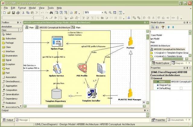 uml software free  for windows 7