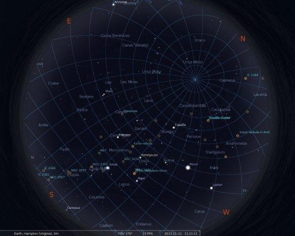 Stellarium download | SourceForge net