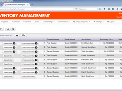 Stock Inventory Management download | SourceForge.net