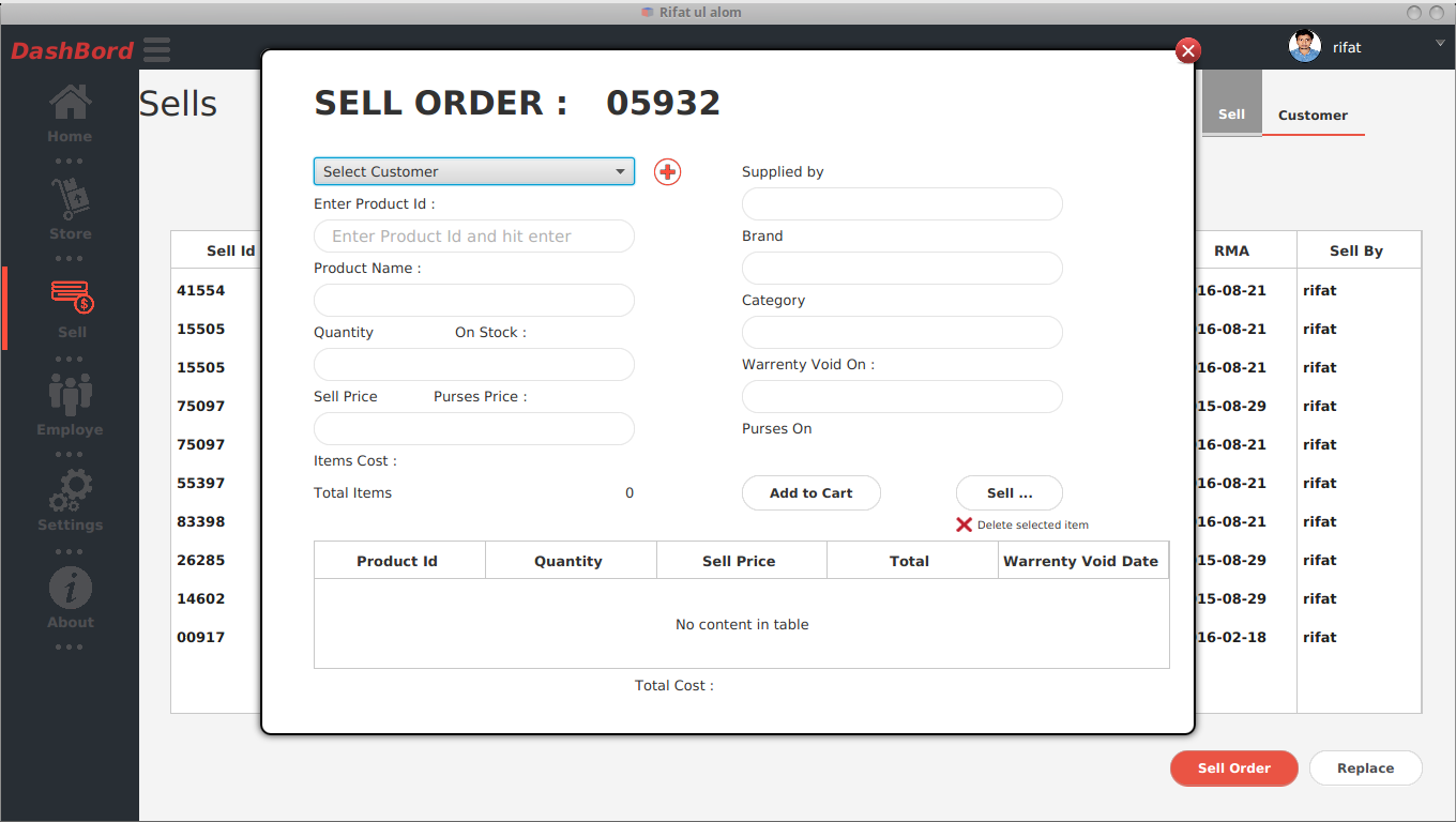 Storekeeper-Inventory Management System download