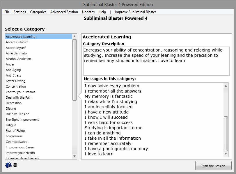 Subliminal Blaster 4 download | SourceForge net
