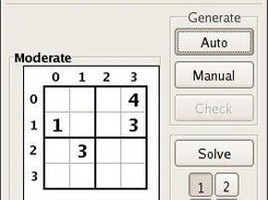 Sudoku Savant download   SourceForge net