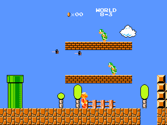 Super Mario Bros Java download | SourceForge net