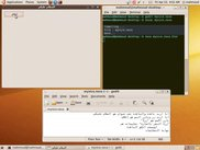 Supernova works under (Ubuntu Linux 9.10) - Arabic code