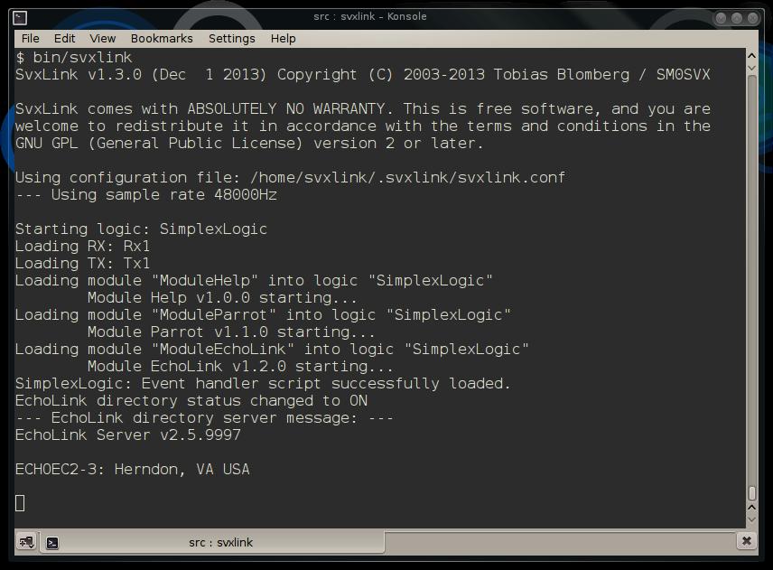 SvxLink download | SourceForge net
