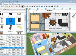 sweet home 3d in english windows 7 - Download 3d Home Design