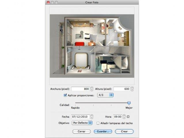 Sweet Home 3d Rendering In Spanish Mac Os X