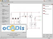 oCADis, a 2D CAD program for Syllable