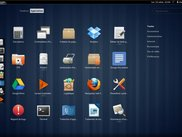 Apps in GNOME Shell
