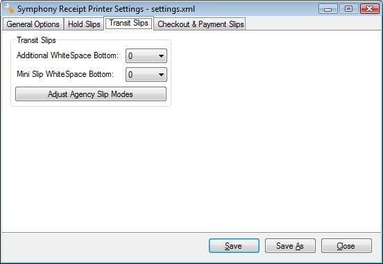 Symphony Receipt Printer download | SourceForge net
