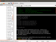 syncped on Ubuntu