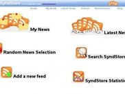 SyndStore Home Page