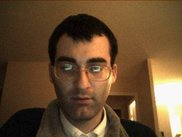 [Nicklas] My photo from my webcam