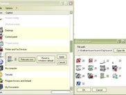 Version 2.0.2603 - main form and icon selection dialog
