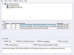 Syslog Server download   SourceForge net