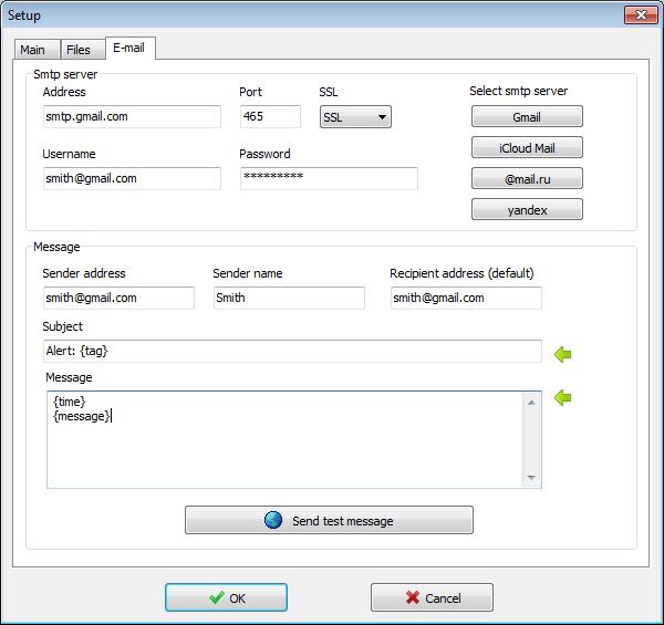 Visual Syslog Server for Windows download   SourceForge net
