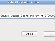 Select Device for Cable