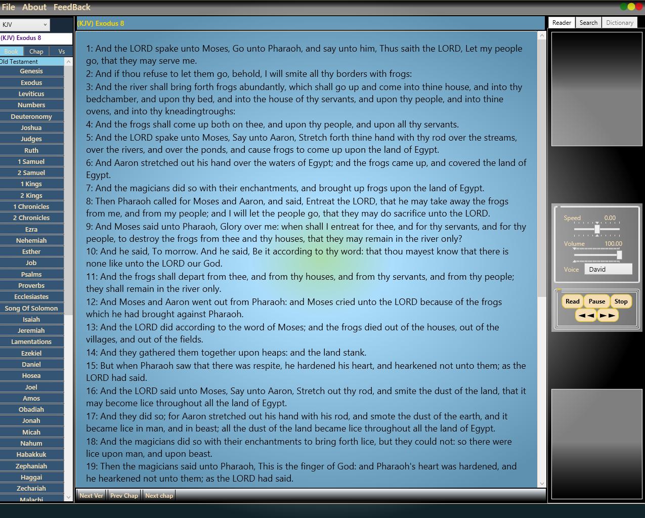 Tach Multi-Version Bible download | SourceForge net