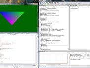 Tao Classic running application in OpenGL 4.3 context