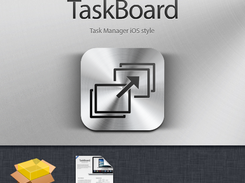 TaskBoard DMG image! comes with a Preferences Pane to set its features the way you like!