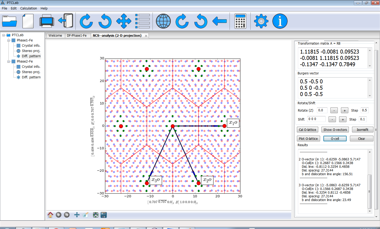 Phase transformation crystallography lab download