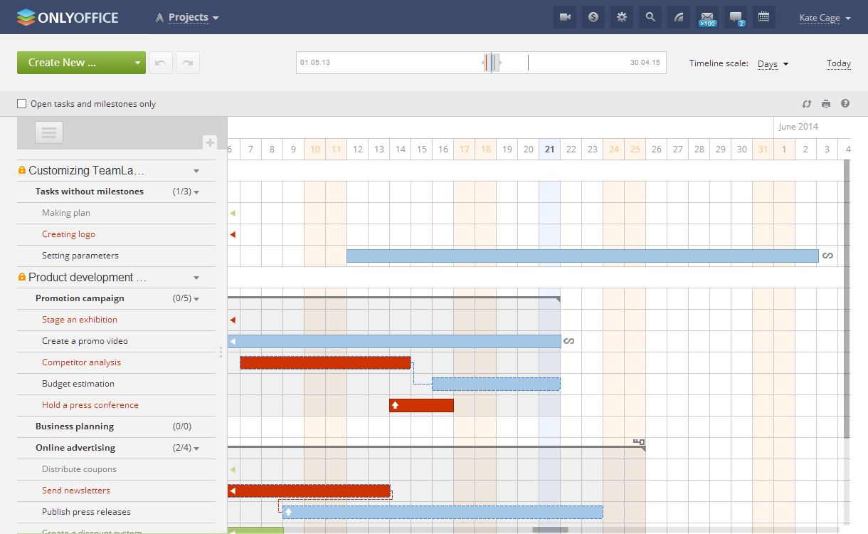 Onlyoffice download sourceforge gantt chart nvjuhfo Image collections