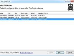 TestCrypt download | SourceForge.net